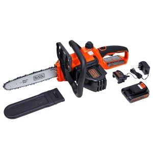 black and decker 20v chainsaw