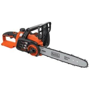 black and decker 40v chainsaw