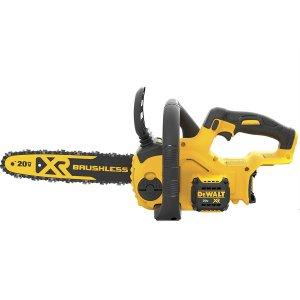 dewalt 20v chainsaw featured