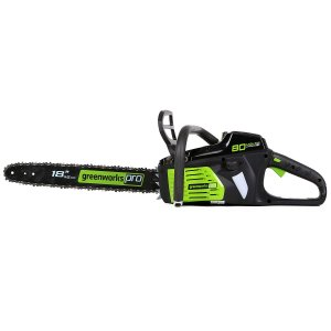 greenworks 80v chainsaw featured