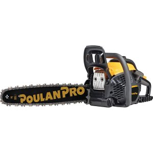 poulan pro 20 inch chainsaw small