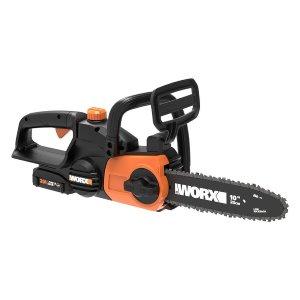 worx wg322 chainsaw