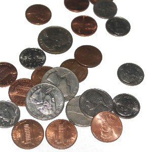 coins to measure chain
