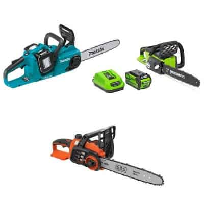 best cordless chainsaw featured