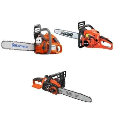 best chainsaw for cutting trees featured