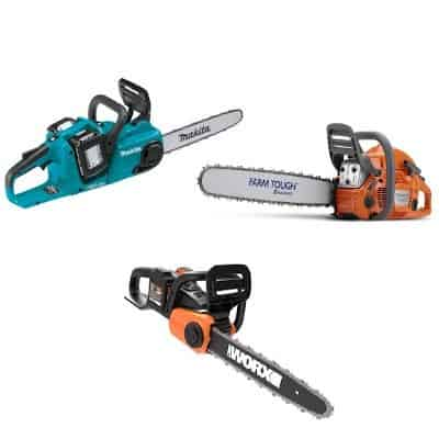 best chainsaw for firewood featured
