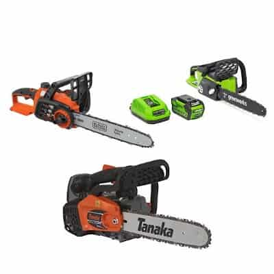 best chainsaw for women featured