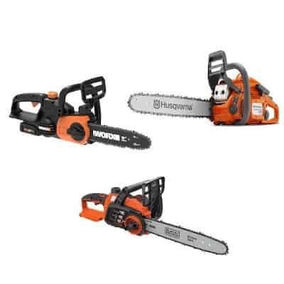 best lightweight chainsaw featured