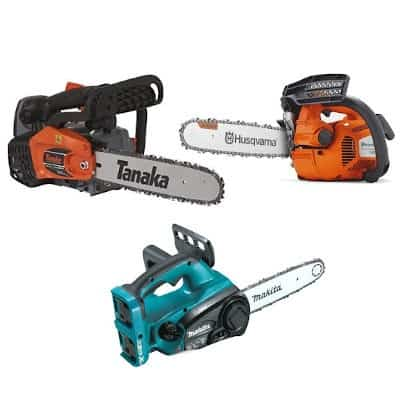 best top handle chainsaw featured